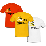 Bee-T-Shirts